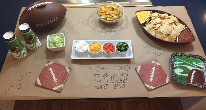 Tried and True Super Bowl Party Food